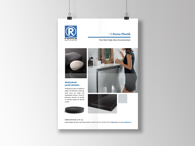 Roma Plastik - Ad Design and Photography Production
