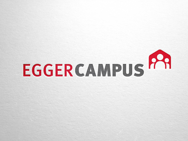 Egger Campus Logo Design