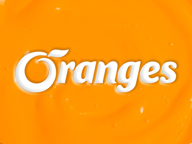 Oranges - Logo Type Design