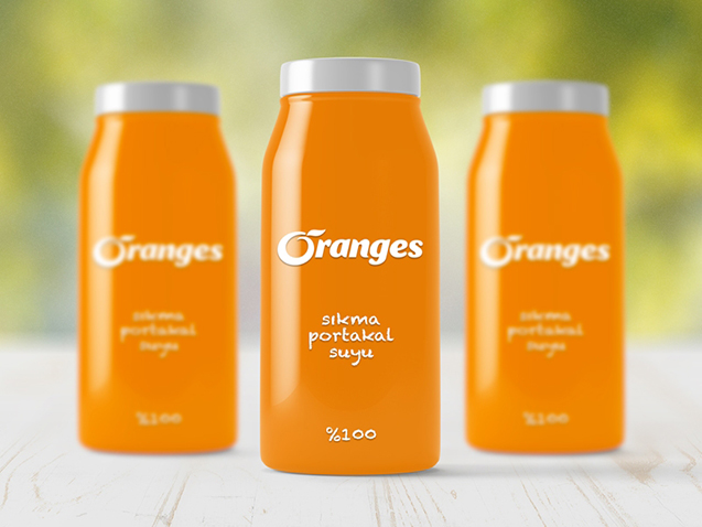 Oranges - Packaging Concept Design